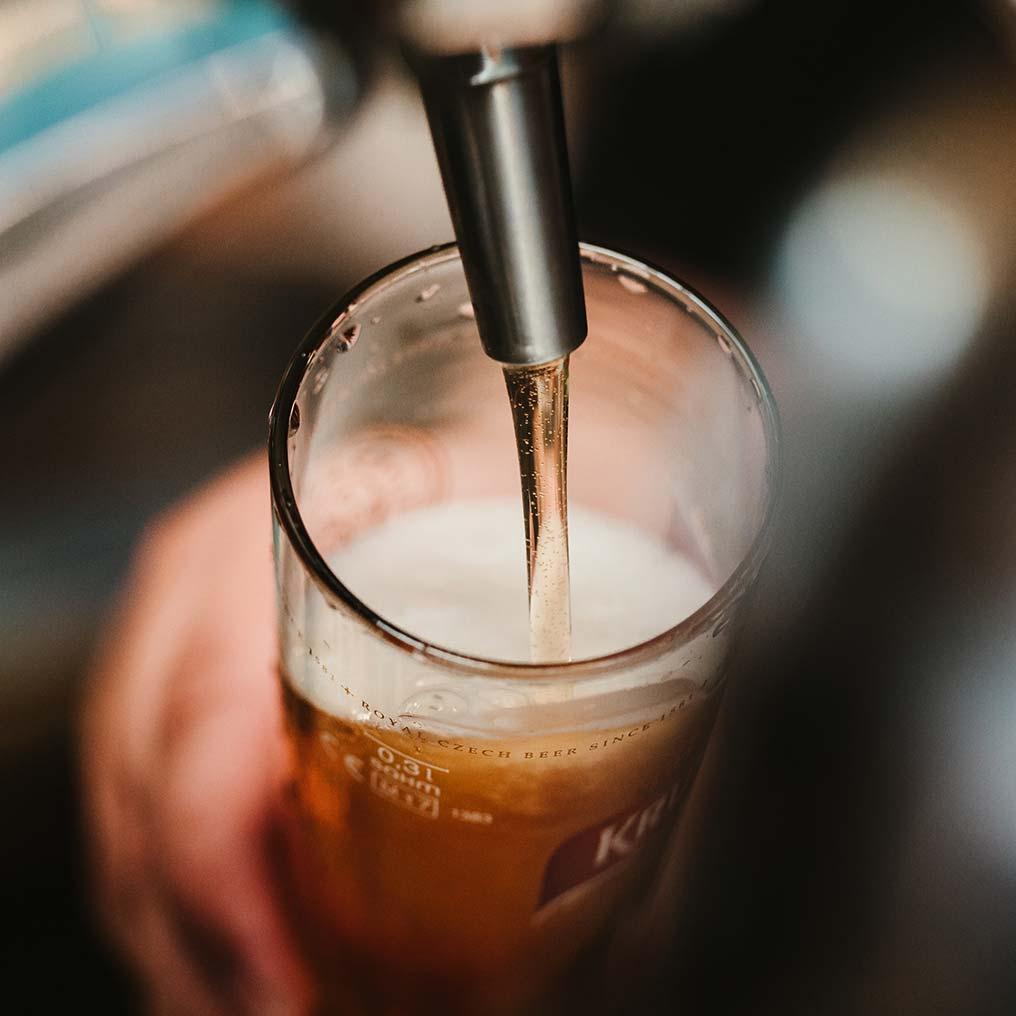 Drink in San Miguel de Allende