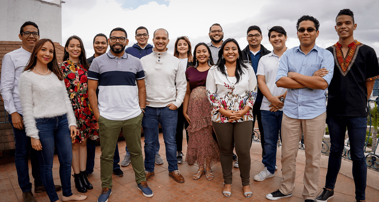 Andes Dev Team meet the team